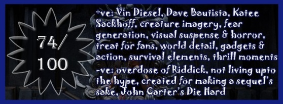 riddick copy