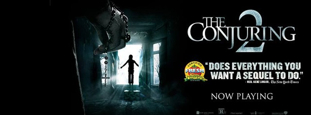 The Conjuring 2 (English) tamil hd movie download