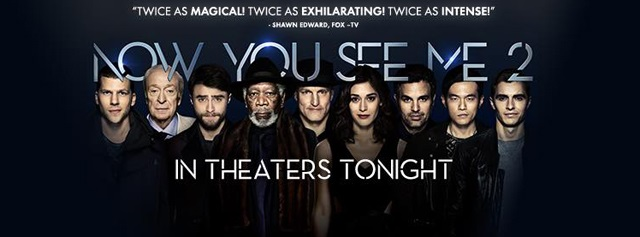 Now You See Me 2 Movies Of The Soul Best Of Cinema