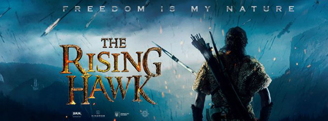 The Rising Hawk